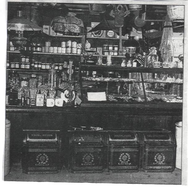 """Old MacDonald's Farm General Store - """"Feeling Nostalgic? - Walking into the general store was like stepping back in time""""- Darien Times-May 5, 2005"""