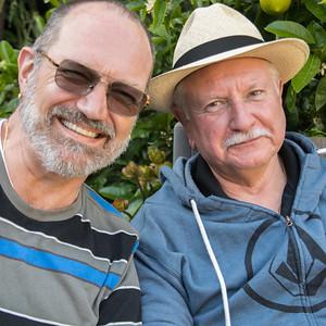 Sidney and Patrick's 2017 May Visit
