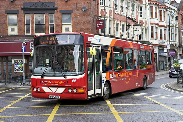 22nd April 2014: Warrington and Huyton