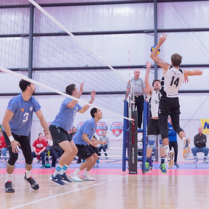 National Volleyball Association Championship Weekend