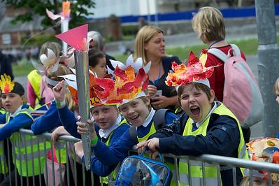 Olympic Torch - Gala