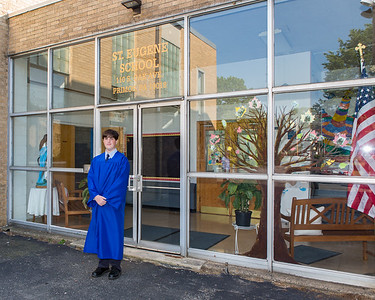Ty's 8th Grade Graduation