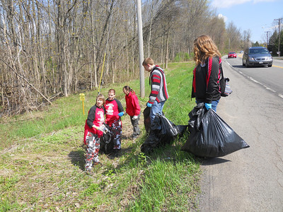 Penfield Clean-Up Day 5/7