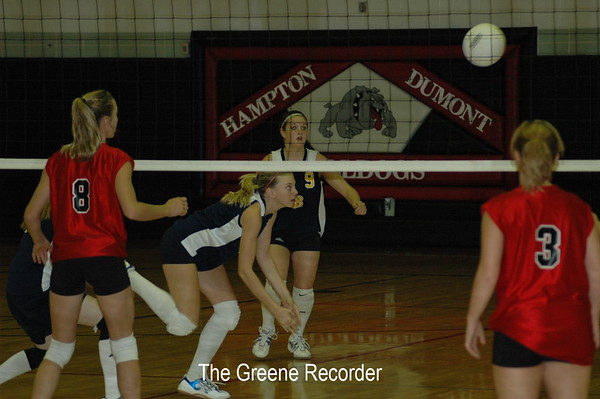 JV Volleyball Tournament in HD