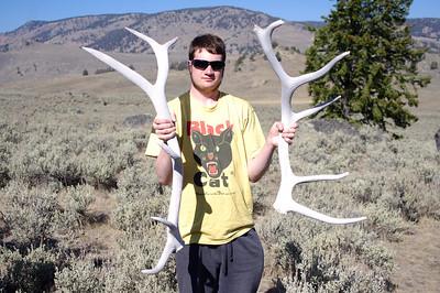 Tom's Yellowstone Trip