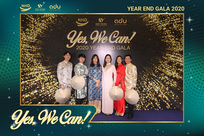Event - NHO Year End Party 2020