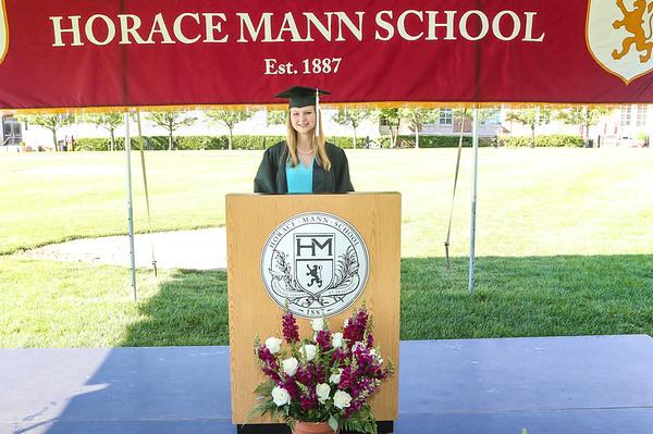 2020 Horace Mann School Graduation (Friday 6/12/20)