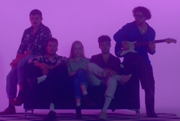 """DUMMY STRIKES SYNTH-POP GOLD WITH """"SUDDENLY"""""""