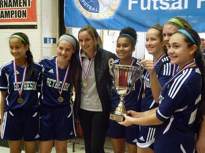Futsal MD State Tourn 2014