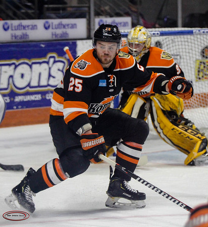 Komets vs. Idaho Steelheads
