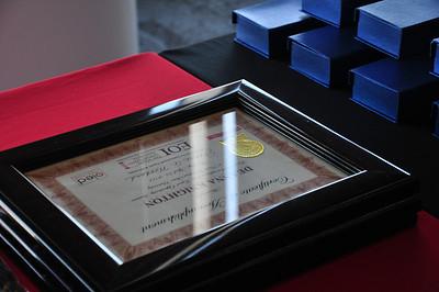 EOI Graduation 2014