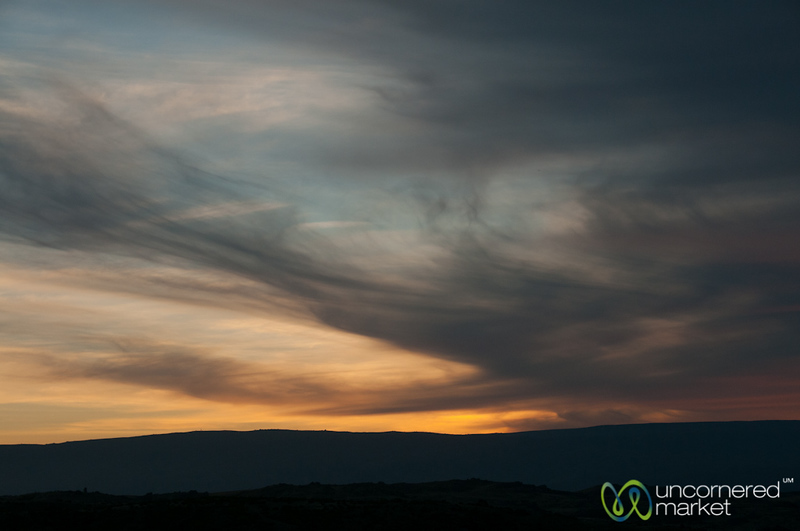 Central Otago Sunset - South Island, New Zealand