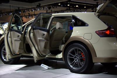 LA Auto Show 2008