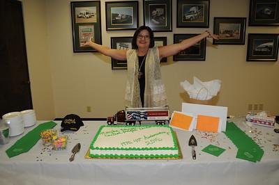 8-20-2015 Marsha Johnson 40th CFL Anniversary