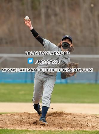 4/15/2021 - Varsity Baseball - Traip vs Berwick