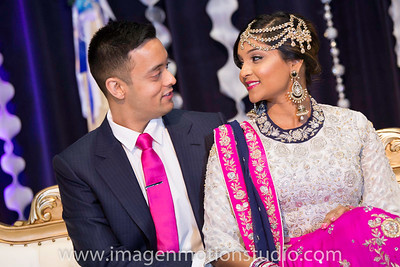REENA AND HIKESH ENGAGEMENT CEREMONY