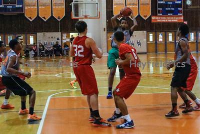 Boys JV Basketball Scrimmage 11/22/14