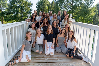 Houston High Dance Team 2019-20