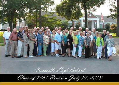 Crossville Class of 1961