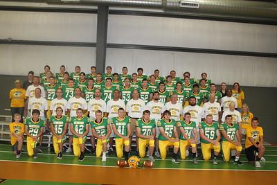 Team pics Varsity, Soph, Freshman, 8th Grade 9-6-18