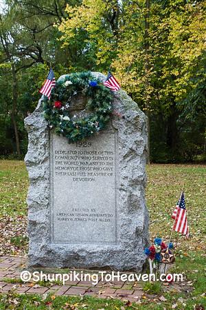 World War I Memorials