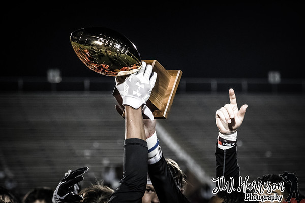 2019 - Warrior FB vs. La Joya Palmview - Bi-District