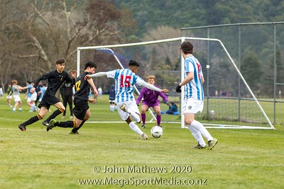 Aug 20 - Football - 1st XI Stream v Wgtn Boys College