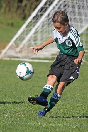 Jace Cortinas Soccer 2014 - Galaxy