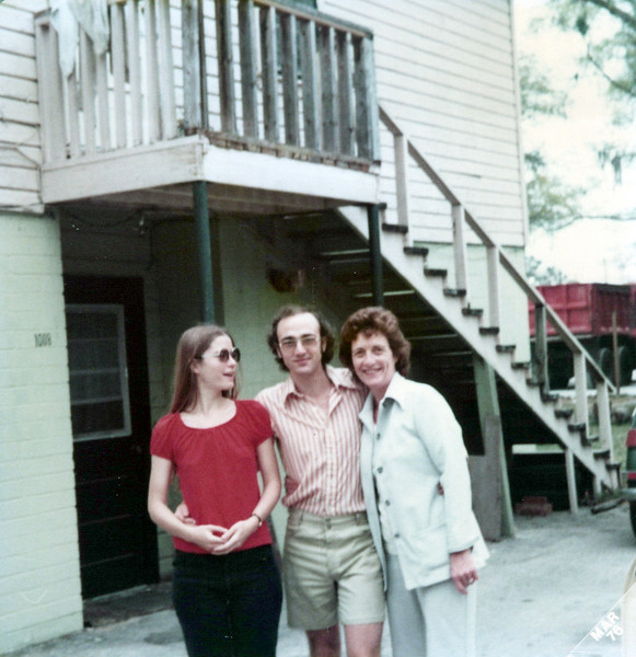 1976 Elaine, Ken Viv at SE 4th St Gainesville FL.jpeg