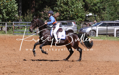 NSW Pony Club State Campdrafting Champs - Round 2