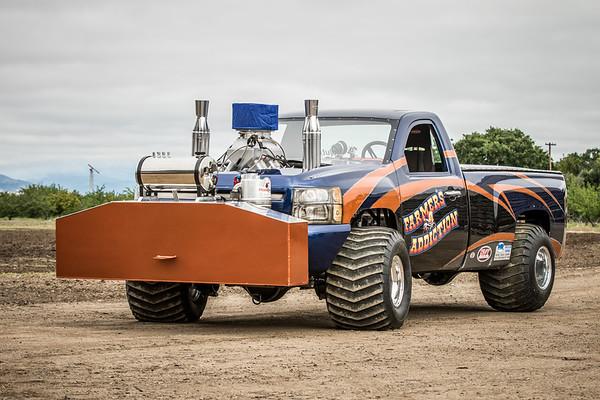 Rossi - Pull Truck