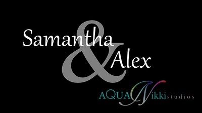 Samantha & Alex