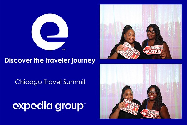 Expedia Chicago Travel Summit (08/08/19)