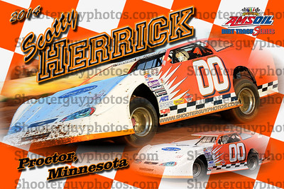 Scott Herrick Racing 2014