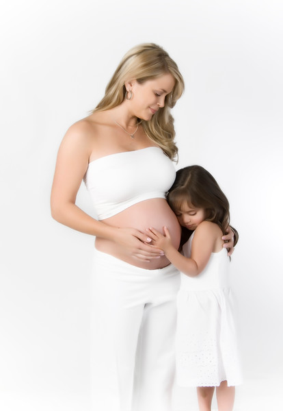 sample maternity sessions