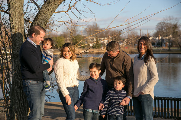Boxing Day Family Portraits