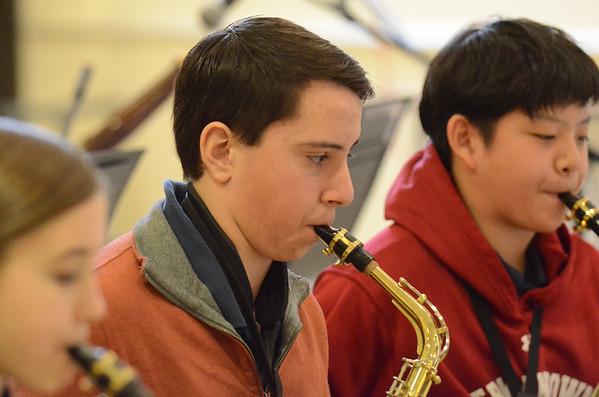 MS Jazz Band To Rowan University