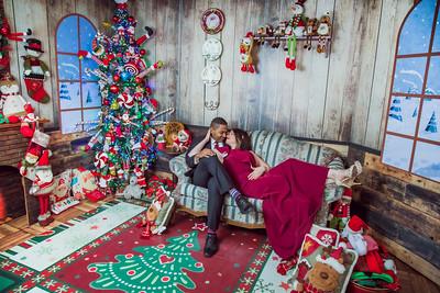 16. Melissa y Junior navidad 2019