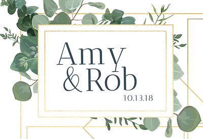 13-10-2018  ~ Amy & Rob Wedding
