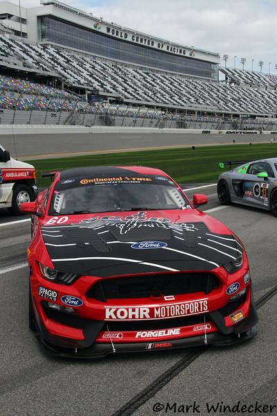 GS-Roush Performance / KohR Motorsports Ford Mustang GT4