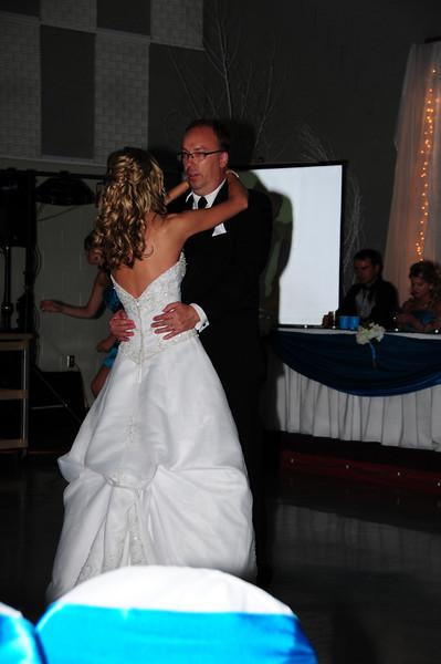 Derek Olson & Rachelle Ives Wedding