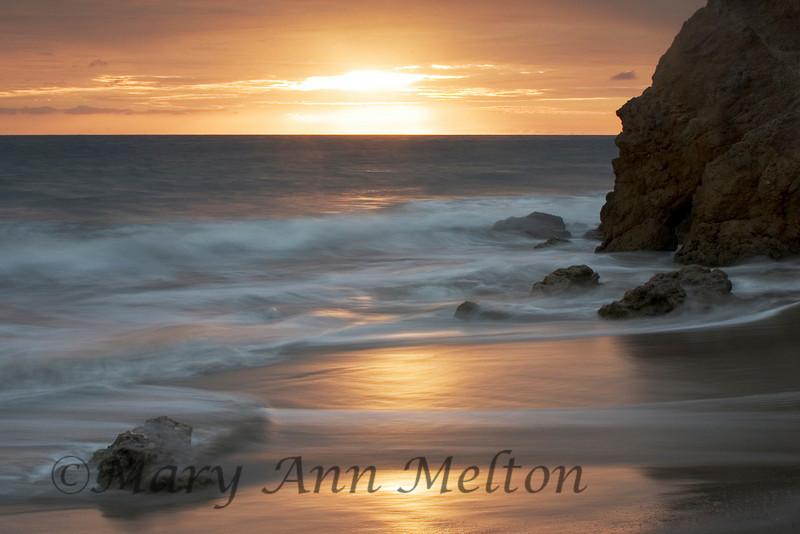 El Matador Beach   Malibu, California
