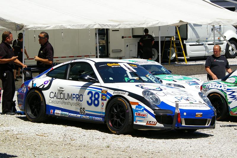 GS-BGG Motorsports Porsche Carrera