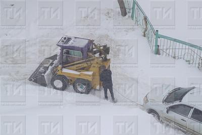 05.02.2018  Февральский снегопад (Салават Камалетдинов)