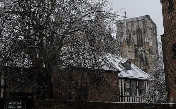 Snowy York