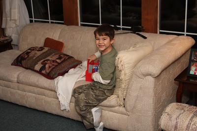 Cabin 12/27/2008