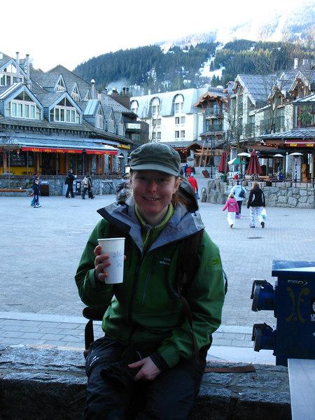 Whistler Heli Skiing April 3rd 2007