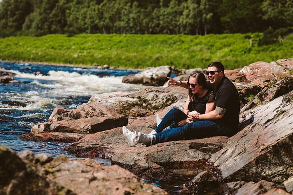 Laura & Darren Pre-Wedding