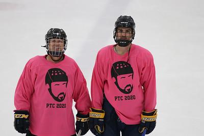 Championship  Red v Pink