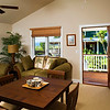 Interior of a hawaiian living room